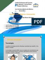Tecnología e innovación-4°A