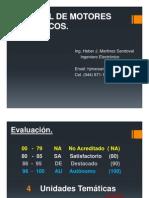 Curso MotoresElectricos (Temas)