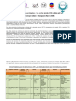 Comunicado_CDEM Denuncias Recibidas 2012