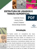 ESTRUTURA DE LÍQUIDOS E TENSÃO SUPERFICIAL[2]