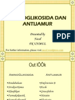 Aminoglikosida Dan Antijamur