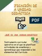 c PLANIFICACIÓN DE LA UNIDAD DIDÁCTICA DE CC NN