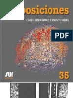 Proposiciones 35, Chile Identidad e Identidades