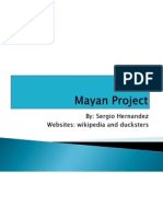 maya project