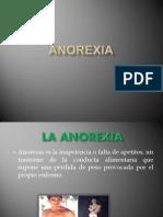 La Anorexia Y BULIMIA