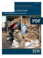 The Assad Regime, From Counterinsurgency to Civil War