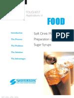 f Softdrink Sugar Syrups