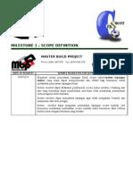 Analysis dan Perancangan System-Milestone1