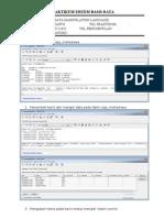 Laporan Sistem Basis Data - BAB 2_EDI SISWANTO_115090607111035.doc