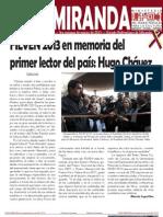 Todo Miranda 37. 3ra Semana Marzo 2013