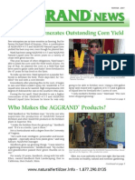 Ohio farmer has his best corn crop ever with Aggrand 4-3-3