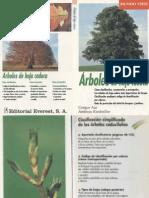 Plantas - Arboles de Hoja Caduca