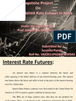 Failure of Interest rate futures in India