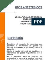 EXP. N°2 MAYORCAcircuitosanestsicos