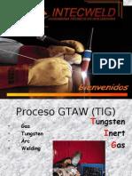 Soldadura de Arco de Gas de Tungsteno