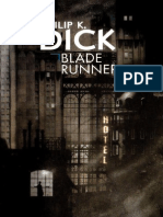 Dick,Philip K.-blade Runner (1968)