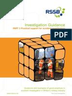 RSSB Investigation Guidance Part 3