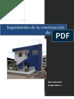 Seguimiento de la construcción de un UPC