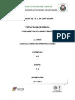 1.1 Administracion y Su Evolucion Cronologica