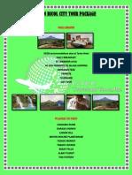 3d2n Bicol City Tour Package