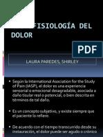 Fisiopatolog. Del Dolor