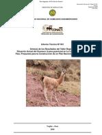 Situacion Actual Del Guanaco en La Libertad y Norte Del Pais-propuesta Para Un Plan Nacional Conservacion