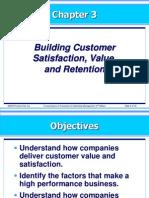 Building Customer Relationship
