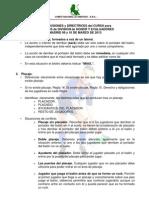 Conclusiones Curso Actualización Árbitros 2013