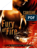 (Fury of Fire - Coreene Callahan