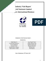 KNL Report_IIM Indore