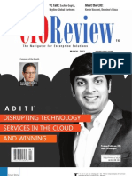 Aditi CIOReview Cover - Article