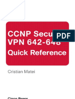 CCNP Security VPN 642-648 Quick Reference May-2012
