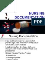Nursing Documentation 1