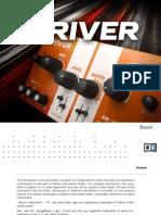 Driver Manual English