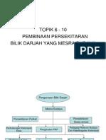 Topik6-10PembinaanPersekitaranBDYgMesraBudaya