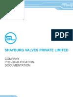Shayburg Corporate Profile