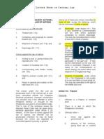 Revised Ortega Crim Lecture Notes Part 2
