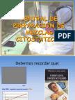 CENTRAL DE PREPARACIÓN DE MEZCLAS CITOSTATICAS