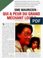 Féminisme mauricien