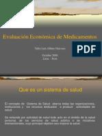 Evaluacion Economica de Los Medicamentos