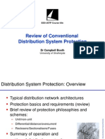 System Protection in Rurla Transmission lines