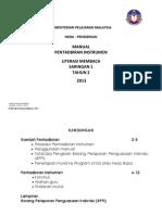 Manual Instrumen Literasi Membaca Saringan 1_tahun 2 2013