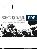Game Genre Fighting Game