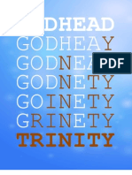 Trinity or Godhead - History of Fundamentals - Gary Hullquist