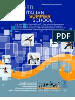 ISTD Italian Summer School Advertising 2013