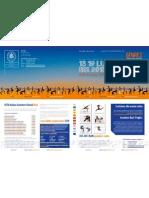 ISTD Italian Summer School 2013 Brochure