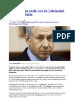 Der Zionismus Windet Sich Im Todeskampf