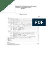 COEDFE Implementing Guidelines v1.03 (Final)