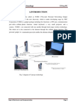 5 Pen Pc Final Report