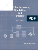PLL Performance Simulation and Design 3rd Edition